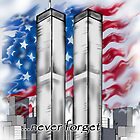 """9/11 Tribute"" by Steve Farr"