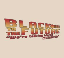 Black to the future by threadform