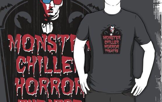 Monster Chiller Horror Theater by Brinkerhoff