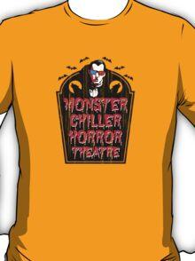 Monster Chiller Horror Theater T-Shirt