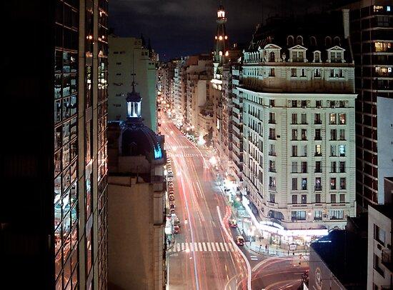 Argentine Night by BalancedArt