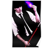 Gambit Style Portrait Poster