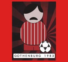 Aberdeen - Gothenburg 1983 by dollydigital