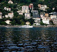 Lago di Como, Italy by luro91