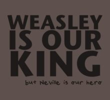 Neville is our Hero Kids Clothes