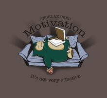 Snorlax Used Motivation... Kids Clothes