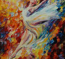 MUSIC SPLASH - LEONID AFREMOV by Leonid  Afremov