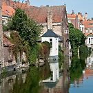Belgian Reflections by Sue Knowles