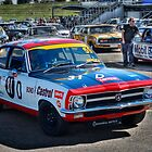 Colin Bond Torana GTR by Stuart Row