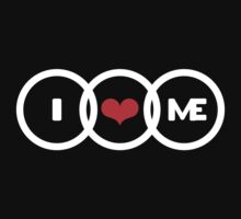 I LOVE ME by webart