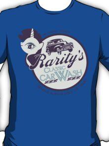 Rarity's Classic Car Wash T-Shirt