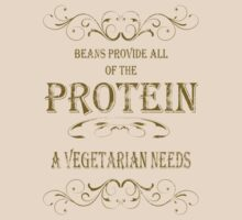 Beans for Vegetarians by veganese