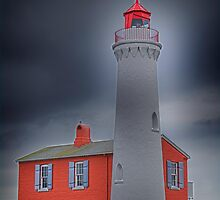 Fisgard Lighthouse by JasPeRPhoto