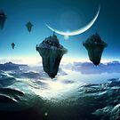 Sky Islands on Dawn by Vanessa Barklay