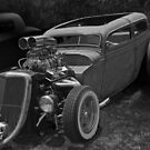 Rat Rod From HELL! by Mike Capone