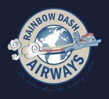 Rainbow Dash Airways Kids Clothes