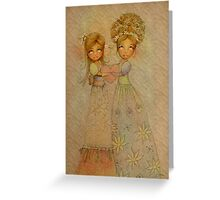 friends are special people Greeting Card