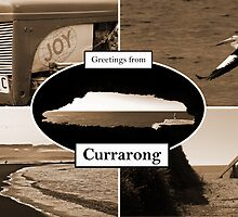 Greetings from Currarong by Dean Gale