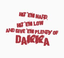 Plenty of dakka! (red) by Phatcat