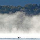 Steamy Adirondack Love Affair by Brian Pelkey