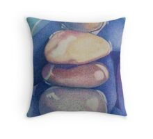 Learning to Be II Throw Pillow
