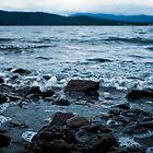 Huon River by Mik Efford