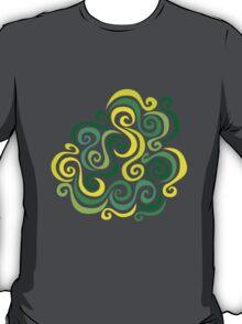 Swirly Emblem T-Shirt