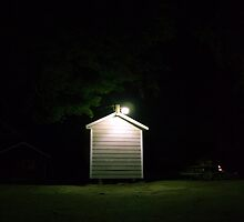 The Shack by Dylan Hamm