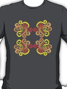 Swirly Fire T-Shirt