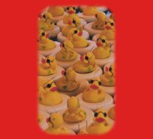 Yellow Rubber Ducks by SmilinEyes