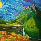 Mountain Range by Mat Pinckard