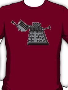 INCINERATE - metallic T-Shirt