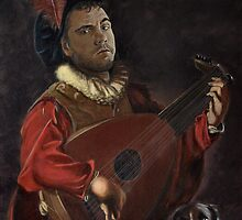 Philip The Minstrel by bryanhibleart