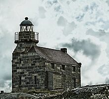 Rose Blanche Lighthouse, Newfoundland by JasPeRPhoto