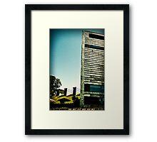 KUMU. Framed Print