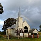 St James Anglican Church Greenethorpe by GailD