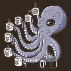 Over-caffienated Octopus by qetza