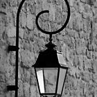 Street Light - France by Samantha Higgs