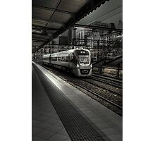 Transport for Interbeings  Photographic Print