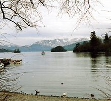 Lake Windermere by Mike Streeter