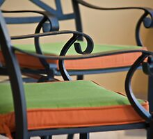 Chairs of Cabo by phil decocco