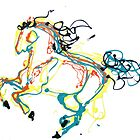 Canter in Color by Emily McIntosh
