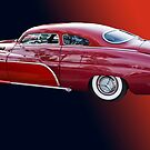 '50 Mercury Lead Sled by Bryan D. Spellman