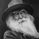 Walt Whitman by Ognjen Stevanović