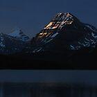 at Bow Lake 10 by Brett Hanavan
