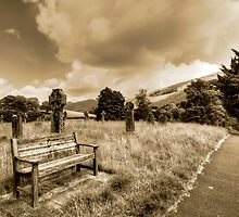 Troutbeck Church Yard by Elaine123