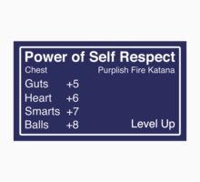 Power of Self Respect Sticker by Bamboota