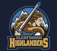 Highlander Sports Logo by Bamboota