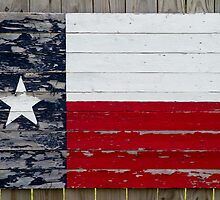 Texas Flag! by Ken  Hurst