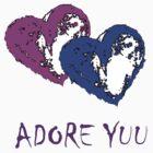 Adore Yuu 2 by LESLEY B